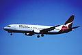 67ao - Qantas Boeing 737-476; VH-TJT@SYD;15.08.1999 (5363496972).jpg