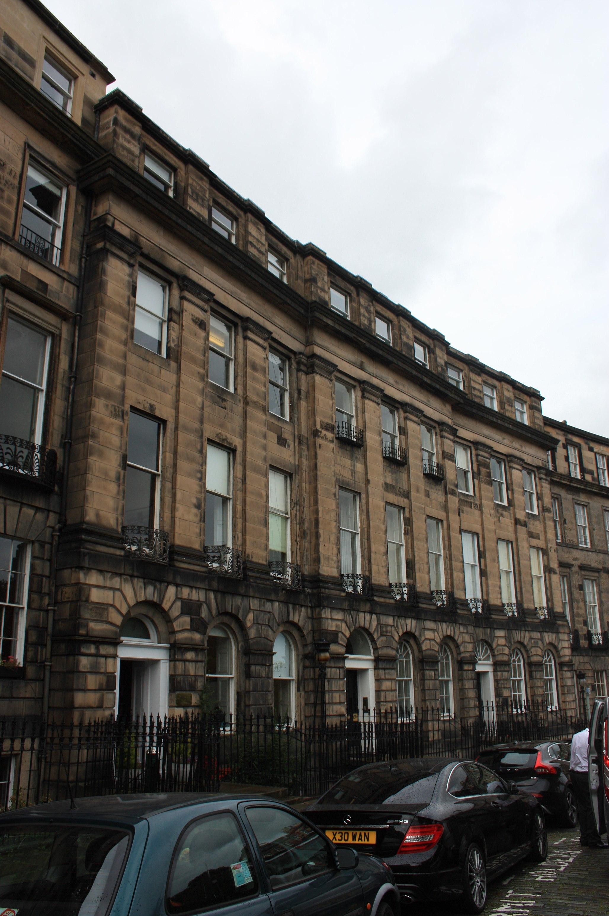 File789 Ainslie Place Edinburgh