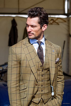 Savile Row tailoring - Image: 72MM 14 Dominic James 2550 (a)