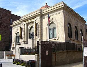 William Musto - The William V. Musto Cultural Center opened on June 18, 2011.