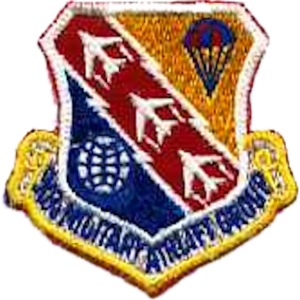 903d Military Airlift Group - Image: 903d Military Airlift Group Emblem