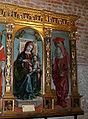 9731 - Milano - S. Ambrogio - Tesoro - Bernardino Zenale, Madonna e S. Girolamo - Foto Giovanni Dall'Orto 25-Apr-2007.jpg