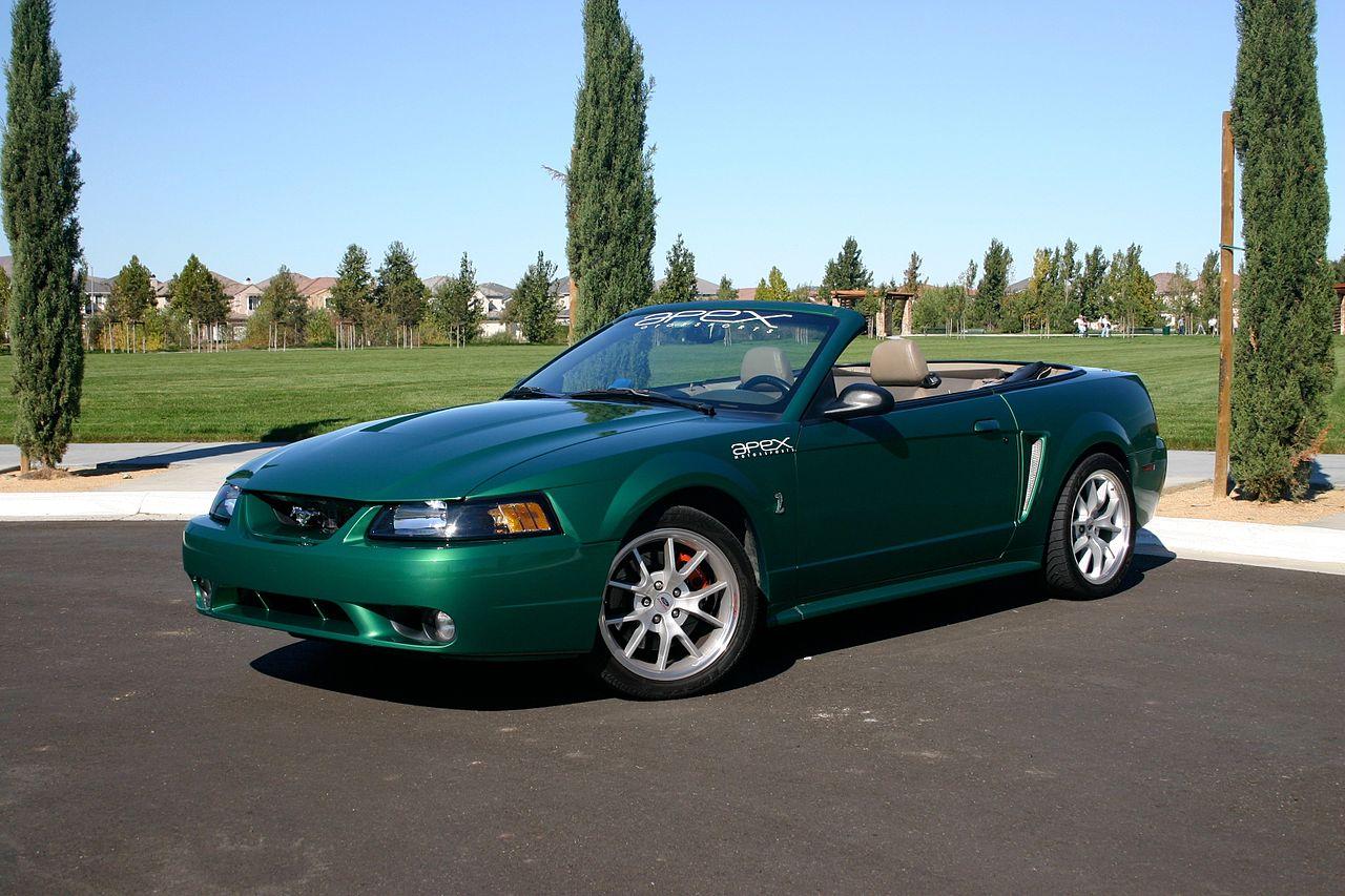 2002 Terminator Mustang