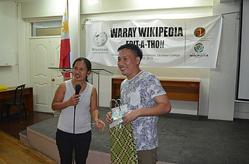 9th Waray Wikipedia Edit-a-thon 40.JPG