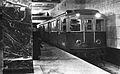 A-1003 train on the subway station Sokolniki.jpg
