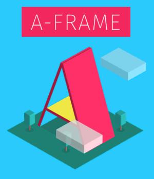A-Frame (virtual reality framework) - Image: A Frame logo