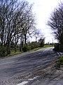 A1120 Several Road, Saxtead - geograph.org.uk - 1802837.jpg