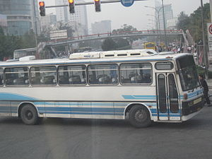 Huanghai Bus - Image: A18335@PKUSS (20050930172103)