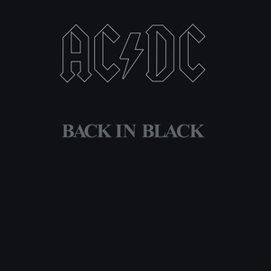 Back in Black - Image: ACDC Back in Black