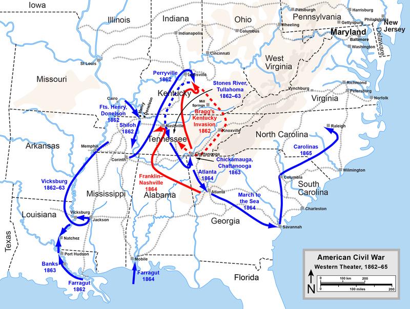 Battle Of Shiloh Map Jpg