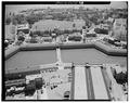 AERIAL VIEW - Fort Monroe, Hampton, Hampton, VA HABS VA,28-HAMP,2-58.tif