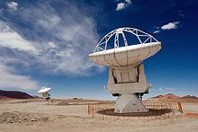 Anteny ALMA na Chajnantor.jpg