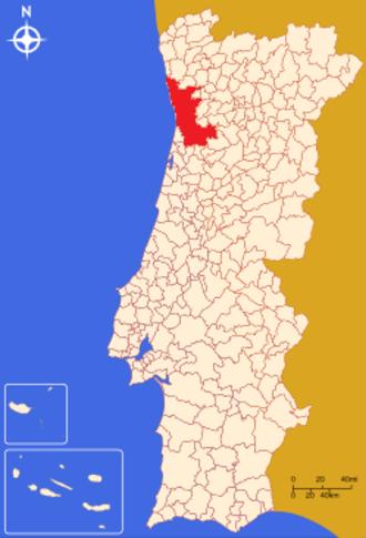 Metropolitan Area of Porto - Image: AM Porto 20130912