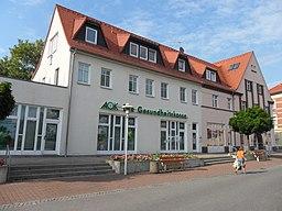 AOK Filiale Bahnhofstraße 16 Böhlen