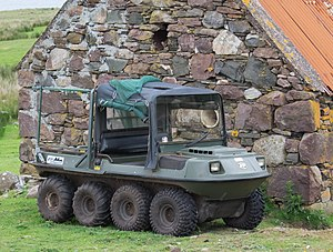 Argo (ATV manufacturer) - Argo Conquest