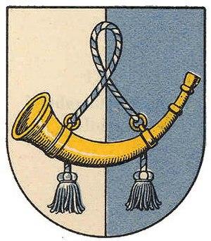 Horn, Austria - Image: AUT Horn COA