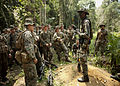 A Jungle Classroom, Hawaii based Marines train with Malaysian Army soldiers 120614-M-CS947-006.jpg