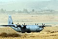 A U.S. Air Force Lockheed C-130J Hercules.jpg