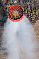 A helicopter bucket is used by a U.S. Army CH-47 Chinook helicopter crew assigned to the 2nd Battalion, 135th Aviation Regiment, Colorado Army National Guard to help fight the East Peak wildfire near La Veta 130621-Z-UA373-284.jpg