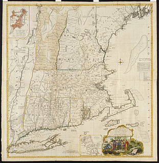 New England Colonies Place
