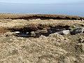 A peaty pool on the summit of Shan Slieve - geograph.org.uk - 2356214.jpg