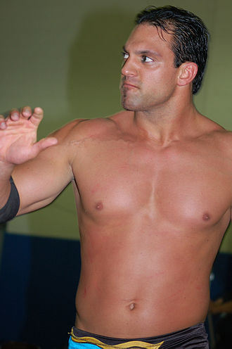 Damien Sandow - Idol Stevens in 2008