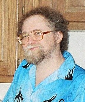 Aaron Allston in 2005.
