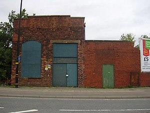 English: Abandoned Building