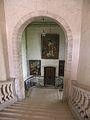 Abbaye de Mondaye - Grand escalier 06.JPG