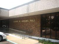 Abrams Hall, LSUA IMG 1151
