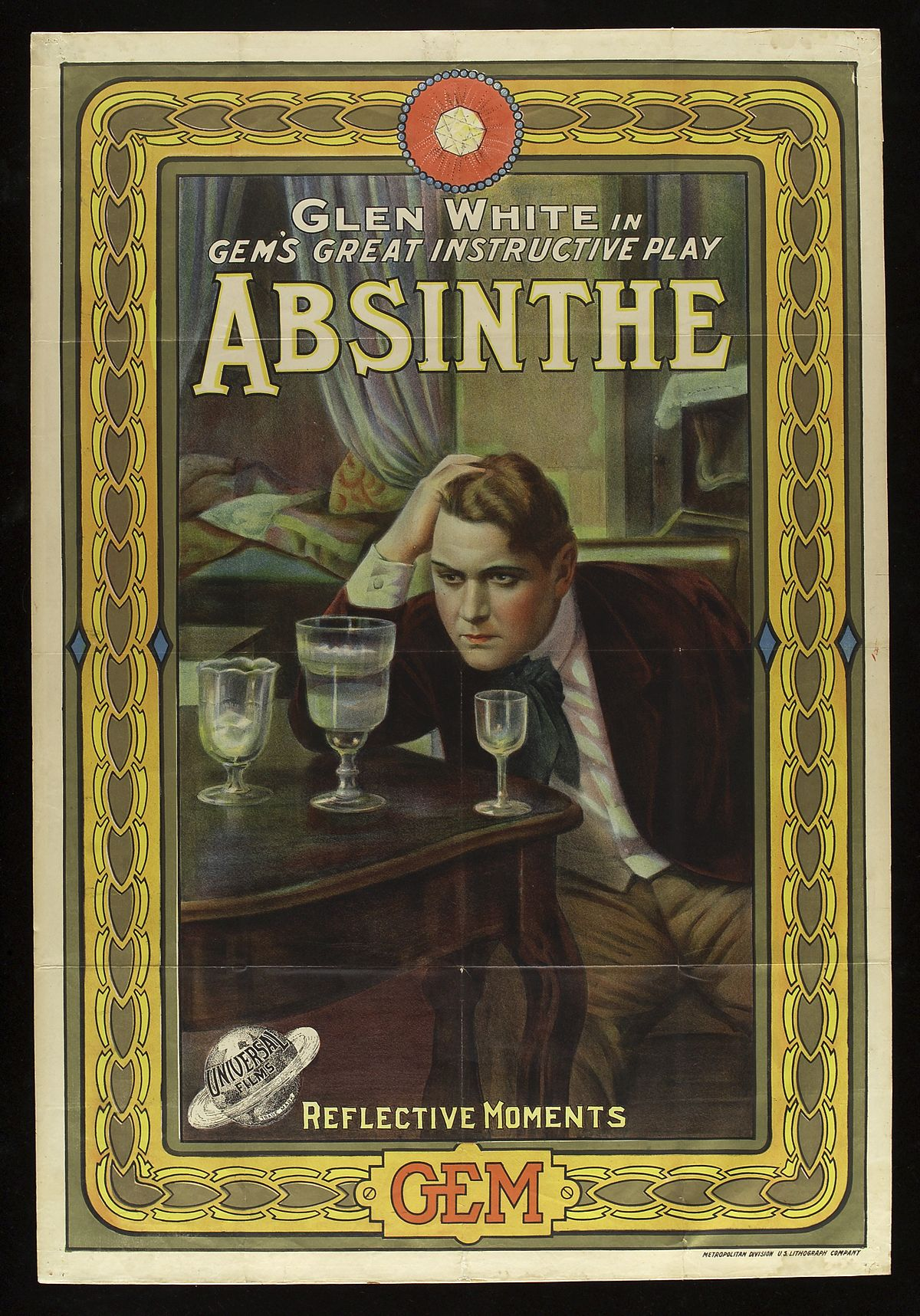 Absinthe (1914 film) - Wikipedia