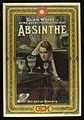 Absinthe film poster with Glen White 1914.jpg