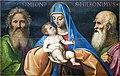 Accademia - Madonna con il Bambino e SS.Simeone e Girolamo by Giovanni Agostino da Lodi Cat.605.jpg