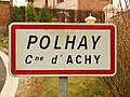 Achy-FR-60-Polhay-panneau d'agglomération-02.jpg
