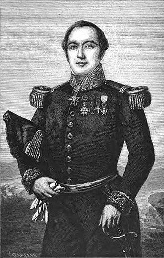 Auguste Febvrier Despointes - Image: Admiral Febvrier des Pointes 1796 1855