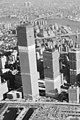 Aerial pix of lower Manhattan with World Trade Center & other construction (cropped to WTC).jpg
