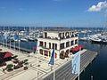 Aerial view Yacht Harbour Residence Rostock Yachthafenresidenz Hohe Düne 4.jpg