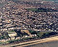 Aerial view of Southend seafront, Chalkwell station - geograph.org.uk - 1724999.jpg