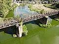 Aerial view of the Kanonenbahnbrücke in Magdeburg 04.jpg