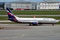 Aeroflot, VP-BRH, Boeing 737-8LJ (16455342312).jpg