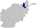 Afghanistan Takhar Province location.PNG