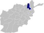 Afghanistan Takhar Province location.PNG