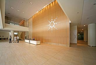 Agilent Technologies - Agilent Technologies headquarters lobby in Santa Clara, California