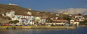 Agios Efstratios - Agios Efstratios village