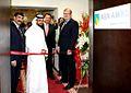 Ahmed Sultan Bin SulayemC Welcomes ABN AMRO Bank to Almas Tower (DMCC)..jpg