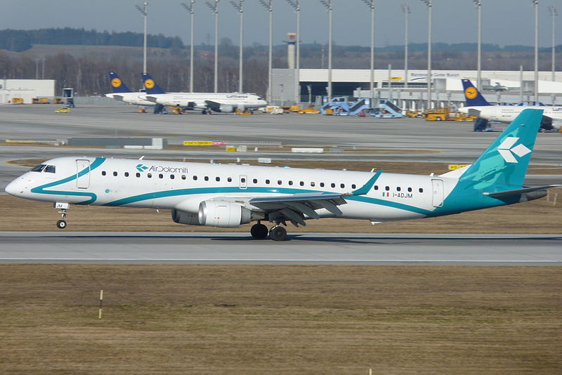 File:Air Dolomiti Embraer ERJ-195LR.jpg