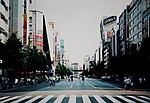 Akihabara pedestrian zone, 1993 (by Danny Choo).jpg