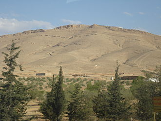 Qalamun Mountains - The Qalamun Mountains