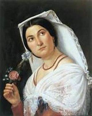 Josep Arrau i Barba - La Albanesa (1845)