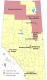 Alberta's specialized municipalities